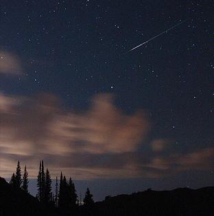 How Many Shooting Stars Happen Per Night?