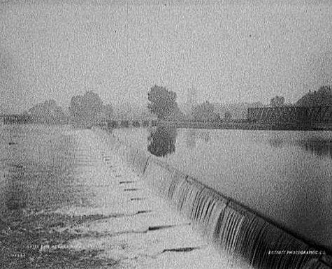 First Hydropower Plant