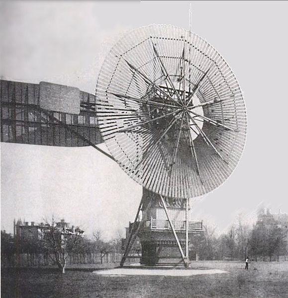 The Origins of Modern Day Renewable Energy